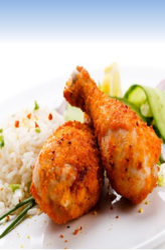 Spicy N Chicken Lollypop