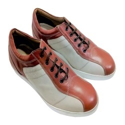 LG Leather Sports Shoes, Size: 6-11