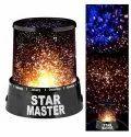 Star Master Projector Night Lamp