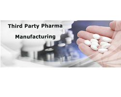 Pharmaceutical Third Party Manufacturing, Pharma Third Party