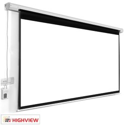 Highview 92 Inch Motorized Projector Screen