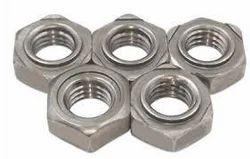 Mild steel weld nut