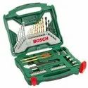 Stainless Steel Bosch X50ti Drill Bit Set (50-pieces), For Industrial