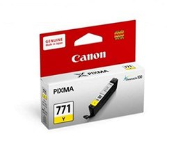 CLI-771 Y Canon Ink Cartridge