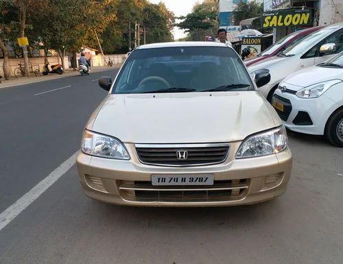 Gold Honda City New Petrol Used Car Rs 180000 Piece Maharaja