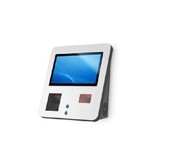 Wall Mounted Touch Screen Health Care Kiosk