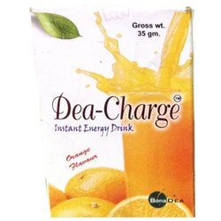 Bona Dea Charge Instant Energy Drink, Pack Type: Box