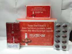 Lycopene Softgel Capsule Third Party Manufacturing