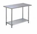 Stainless Steel Dual Deck Rack