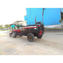 Semi Automatic Bitumen Sprayer