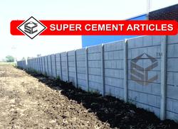 Precast Compound Wall - RCC Precast Compound Wall