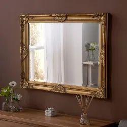 Rectangular Decorative Mirror Glass