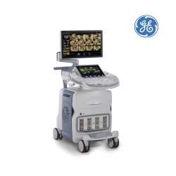 GE Healthcare Voluson E8 BT15 Used Ultrasound Machine, Weight: 147 kg