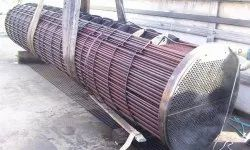 Heat Exchanger Pipe And Tubes