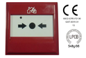 ADDRESSABLE FIRE ALARM MANUAL CALL POINT