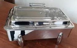FULL GLASS HYDRAULIC CHAFING DISH