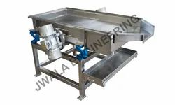 Peas Dewatering Machine