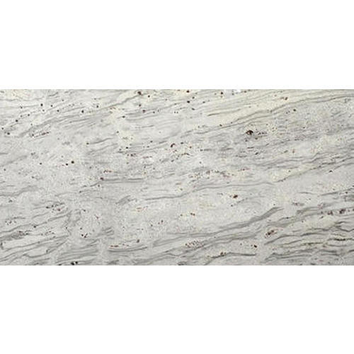 Snow White Granite Slab, 15-20 Mm