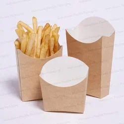 Mahalaxmi French Fry Packaging Pocket