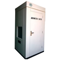 Steel Audiology Booth