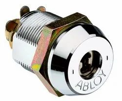 Abloy Cam Locks, For Commercial, Chrome