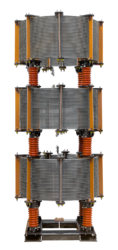 Air Core Dry Type Series Reactor