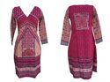 Lavanya Cotton Multi Print Designer Kurti