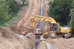 Industrial Pipeline Construction