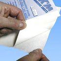 Gumming Sheet