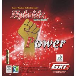 GKI Hybridz Power Table Tennis Rubber
