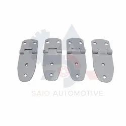 Front Door Hinges Bracket 4 Left & Right For Suzuki Samurai 86-95 / SJ410 / SJ413 / Sierra / Gypsy