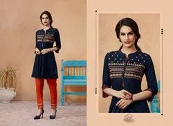 Mandona Vol -03 Rayon Top Palazzo And Paint With Embroidery Work
