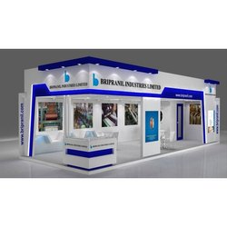 Event Exhibition Stall for Advertisement