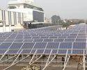 Solar Power Plant On Grid