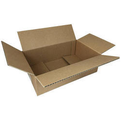 Plain Foldable Corrugated Boxes