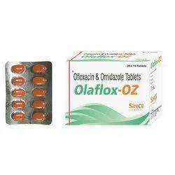 Ofloxacin Ornidazole Tablets