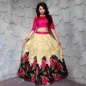 Ladies Floral Skirts