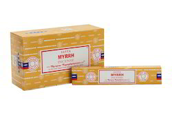 Satya Myrrh Incense Stick