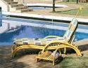 Outdoor Sun Lounger