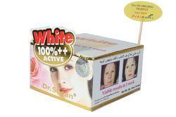 Face Whitening And Bleaching Cream