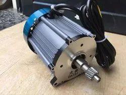 Light Motors 6001-10000 RPM 48volt 1000watts BLDC Motor E-Rickshaw Kit, 48-60V