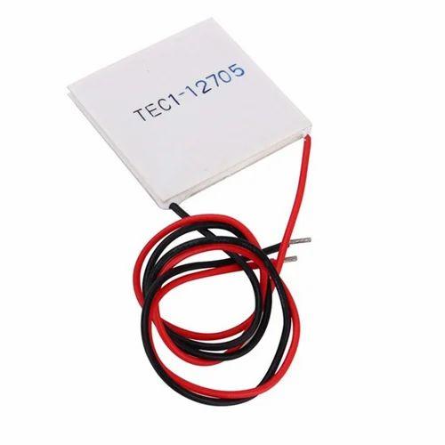 DIY Mini Kit TEC1-12706 Peltier Module Water Cooler Cooling System 60W QJ
