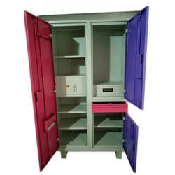 Metal Wardrobe Cupboard