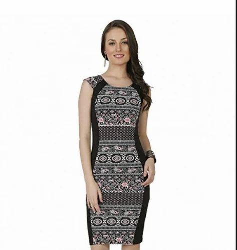 a782cd8292 Chimpaaanzee Black Women Bandage Dress