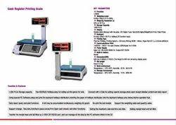 Cash Register Weighing  Machine