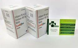 Ledifos Tablets (Ledipasvir & Sofosbuvir)