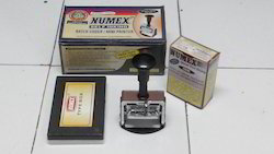 Numex Hand Coding Machine