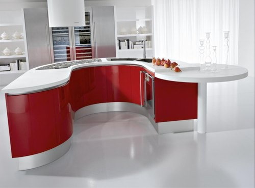 wpc modular kitchen manufacturer from ahmedabad