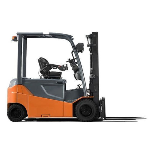 Electric Forklift Rental, Usage: Industrial | ID: 20353499412