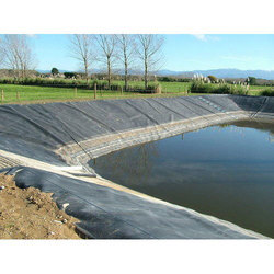 Waterproof HDPE Geomembrane Sheet